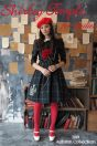 Shirley Temple for Ladies   Autumn Collection<br> <br> Photographer_HIROKO SHIMAZOE<br> Hair&Make_KYOICHI HIROTA<br> Model<br>EMIRI FUJITA <br>ERIKA ODA<br>LEROY(Dog)<br>Special Thanks_ Charll Vintage,FOO FOO Slippers
